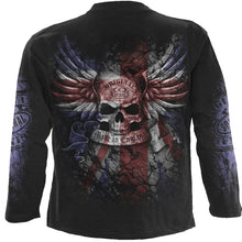 Load image into Gallery viewer, UNION WRATH - Longsleeve T-Shirt Black