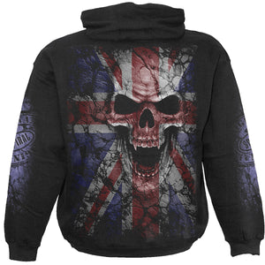UNION WRATH - Hoody Black