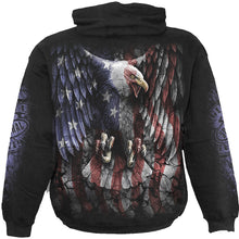 Load image into Gallery viewer, LIBERTY USA - Hoody Black