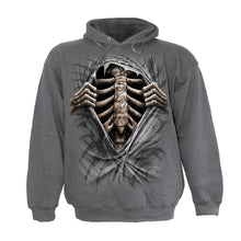 Load image into Gallery viewer, SUPER BAD - Kids Hoody Charcoal