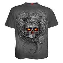 Load image into Gallery viewer, ROOTS OF HELL - Kids T-Shirt Charcoal