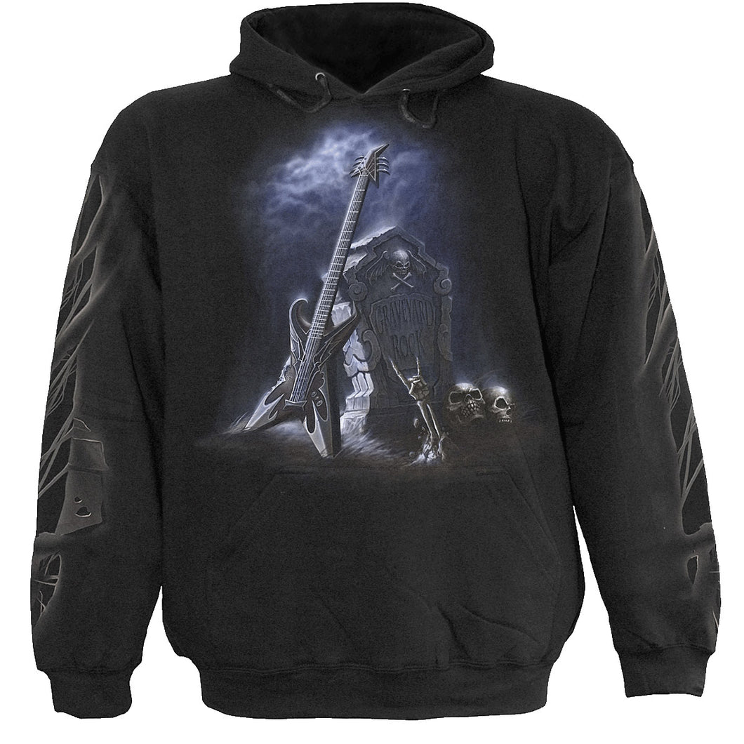 GRAVEYARD ROCK - Hoody Black