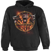 Load image into Gallery viewer, DOGS OF WAR - Hoody Black