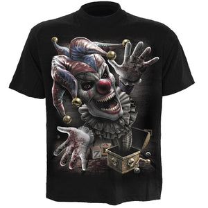 JACK IN THE BOX - T-Shirt Black