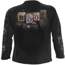 Load image into Gallery viewer, JACK IN THE BOX - Longsleeve T-Shirt Black
