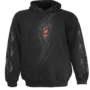 DRAGON RIP - Hoody Black