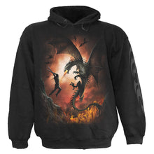 Load image into Gallery viewer, DRAGON WARRIOR - Hoody Black