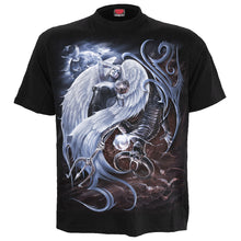 Load image into Gallery viewer, YIN YANG - Front Print T-Shirt Black