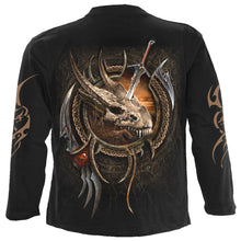 Load image into Gallery viewer, CENTAUR SLAYER - Longsleeve T-Shirt Black