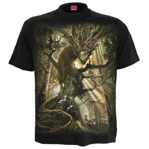 DRAGON FOREST - T-Shirt Black