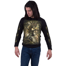 Load image into Gallery viewer, DRAGON FOREST - Longsleeve T-Shirt Black