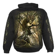 Load image into Gallery viewer, DRAGON FOREST - Hoody Black