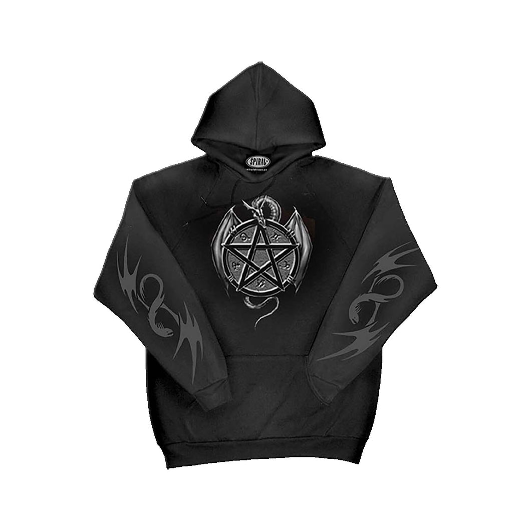 DARK RIDER  - Hoody Black