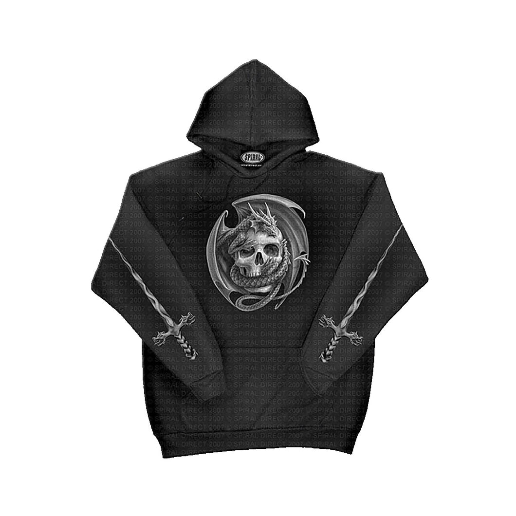 WRAITH WARRIOR  - Hoody Black