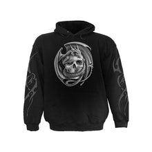 Load image into Gallery viewer, WINGED COMPANION  - Hoody Black