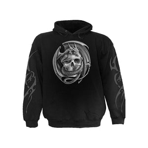 WINGED COMPANION  - Hoody Black
