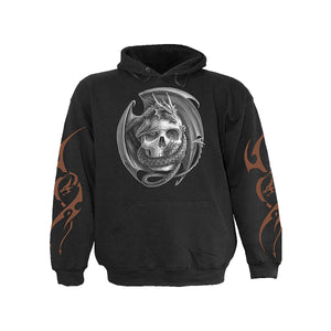 DRAGON ATTACK  - Hoody Black