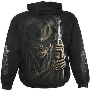SMOKING GUN - Hoody Black
