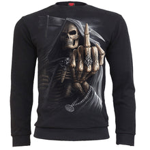 Load image into Gallery viewer, BONE FINGER - Heavy Pique Sweat Shirt