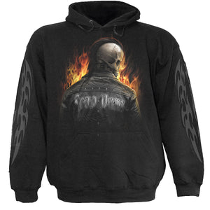 SPEED DEMON - Kids Hoody Black
