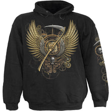 Load image into Gallery viewer, STEAM PUNK REAPER - Hoody Black