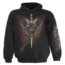Load image into Gallery viewer, WINGS OF FREEDOM - Hoody Black