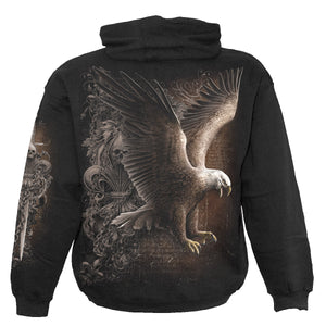 WINGS OF FREEDOM - Hoody Black