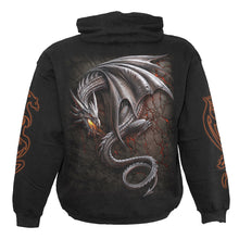 Load image into Gallery viewer, OBSIDIAN - Hoody Black