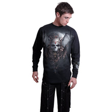Load image into Gallery viewer, GOTH NIGHTS - Longsleeve T-Shirt Black