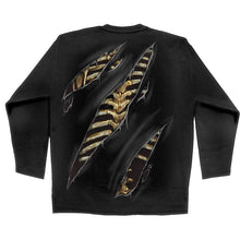 Load image into Gallery viewer, DEVILS MARK - Longsleeve T-Shirt Black