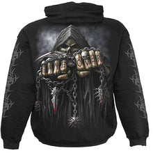Load image into Gallery viewer, GAME OVER - Kids Hoody Black