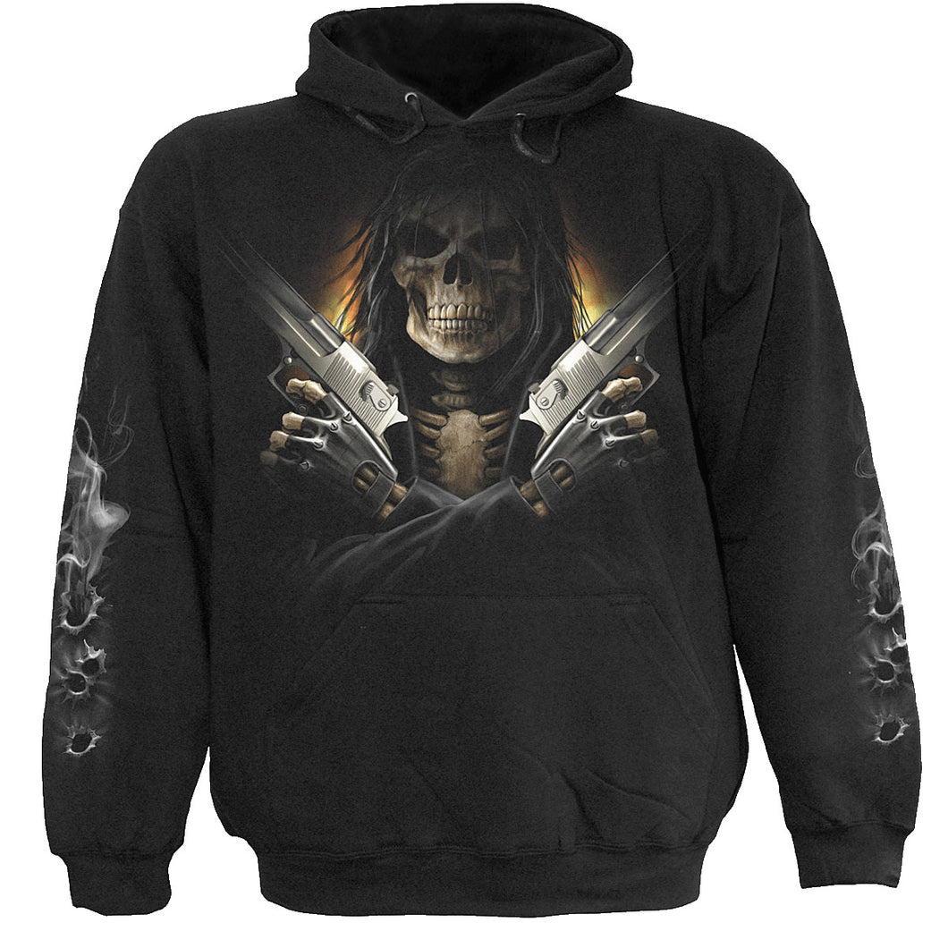 COLD STEEL - Hoody Black