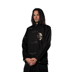 STEAM PUNK BANDIT - Orient Goth Jacket Black