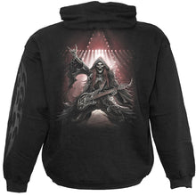 Load image into Gallery viewer, AIR GUITAR - Kids Hoody Black