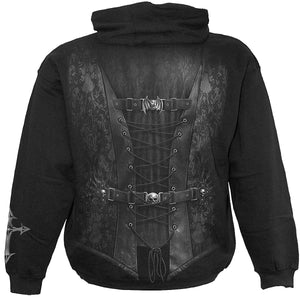 WAISTED - Hoody Black
