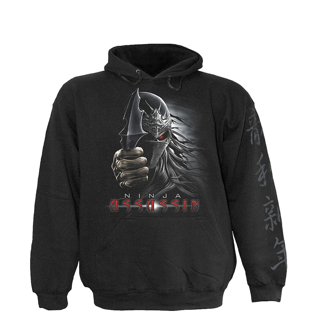 NINJA ASSASSIN - Kids Hoody Black