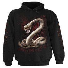 Load image into Gallery viewer, SNAKE EYE STUD - Hoody Black