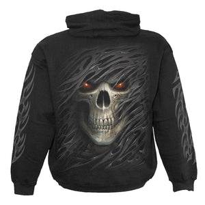 TRIBAL DEATH - Hoody Black