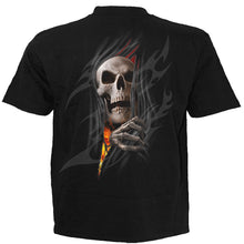 Load image into Gallery viewer, DEATH RE-RIPPED - Kids T-Shirt Black