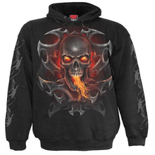 Load image into Gallery viewer, FIRE DRAGON - Kids Hoody Black