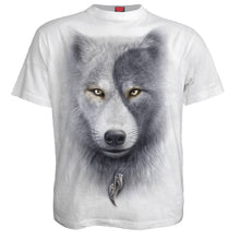 Load image into Gallery viewer, WOLF CHI - T-Shirt White