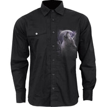Load image into Gallery viewer, WOLF SOUL - Longsleeve Casual Shirt