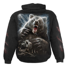 Load image into Gallery viewer, BEAR CLAWS - Hoody Black