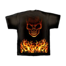 Load image into Gallery viewer, HELLFIRE  - T-Shirt Black