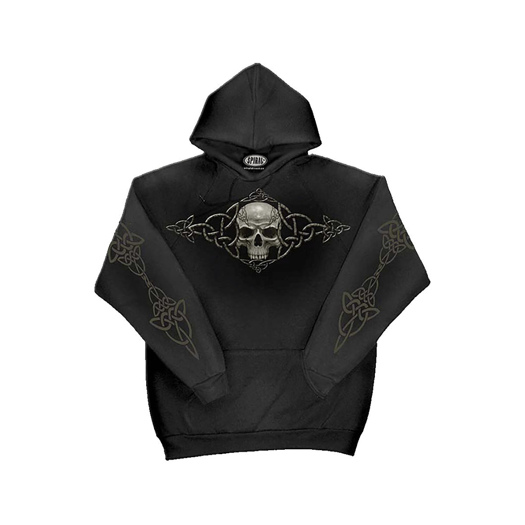 CELTIC CRYPT  - Hoody Black