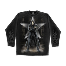 Load image into Gallery viewer, GOTH ROCK  - Longsleeve T-Shirt Black