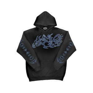 RIDE OR DIE (sale) - Hoody Black