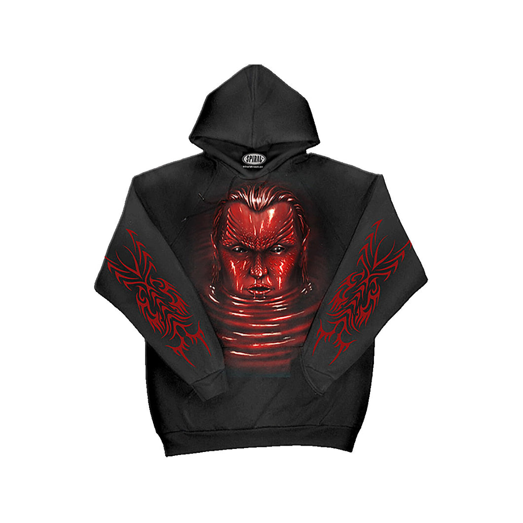 SATED  - Hoody Black