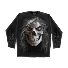 Load image into Gallery viewer, DAMNED  - Longsleeve T-Shirt Black