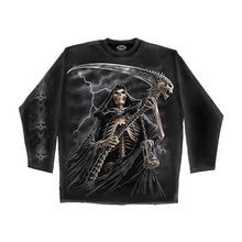 Load image into Gallery viewer, FINAL VERDICT  - Longsleeve T-Shirt Black